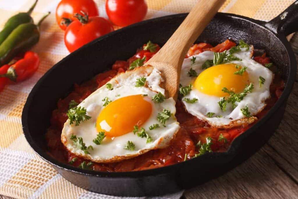 huevos rancheros receta
