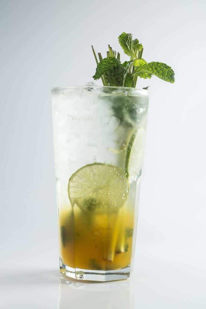 receta de agua fresca de piña con pepino