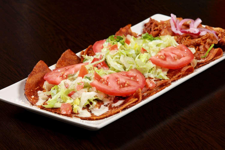 Enchiladas Michoacanas